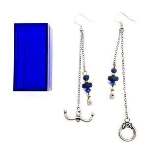 🎉LAST CHANCE 🎉 Earrings Anchors Away
